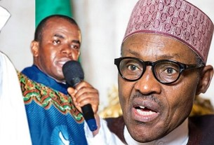 Nnamdi Kanu's Re-arrest: Father Mbaka Breaks Silent, Sends Strong Warning To FG