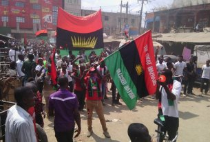 Amidst Nnamdi Kanu's trial: UK Asks Citizens In Nigeria To Do This