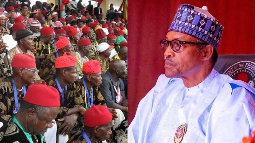 Nnamdi Kanu: Presidency, Igbo leaders have sealed agreement for IPOB leader's unfair trial – Ohanaeze alleges