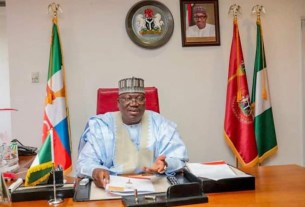 Nigeria must continue to borrow to survive because they are poor - Senate President, Lawan