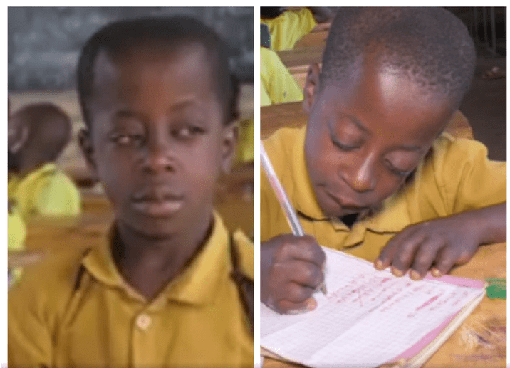 VIDEO: 21-Year-Old Student Who Spent 15 Years In a Class While His Mates Have Graduated