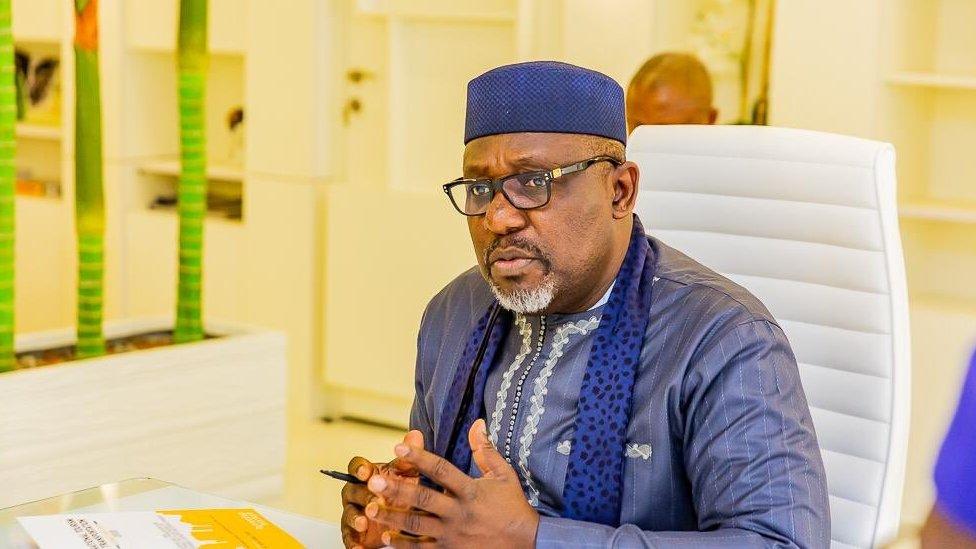 NAWA OO!! Hear what Rochas Okorocha said to Igbo's seeking for Biafra