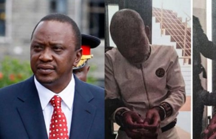 EXPOSED: See Amount of money President Of Kenya Collected From Buhari's Govt To Handover Nnamdi Kanu
