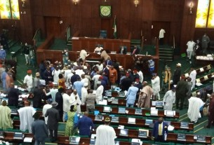 Happening Now: A serious fight erupts in House of Representatives - Details