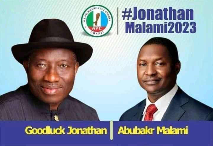 2023: Malami reveals the truth on joint ticket with Goodluck Jonathan