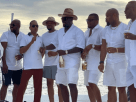 Obi Cubana and Friends Have Great Time On Yacht In The Maldives - See Photos