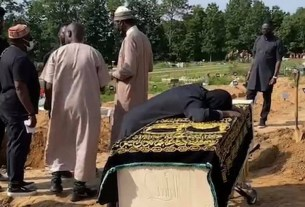 It is a pity! Read some pathetic comments wife of late Sound Sultan made during his burial