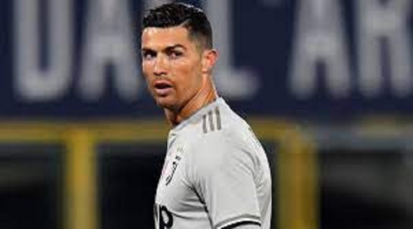 Cristiano Ronaldo undergoes medical in Turin with four other players
