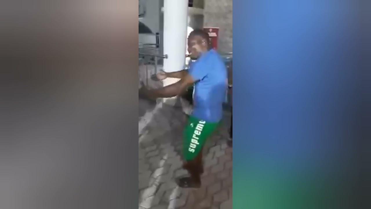 Sunday Igboho dancing over victory, watch video