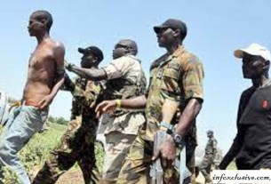 SHOCKING! ! ! Two Boko Haram Terrorists Arrested, What Was Recovered From Them Will Shock You