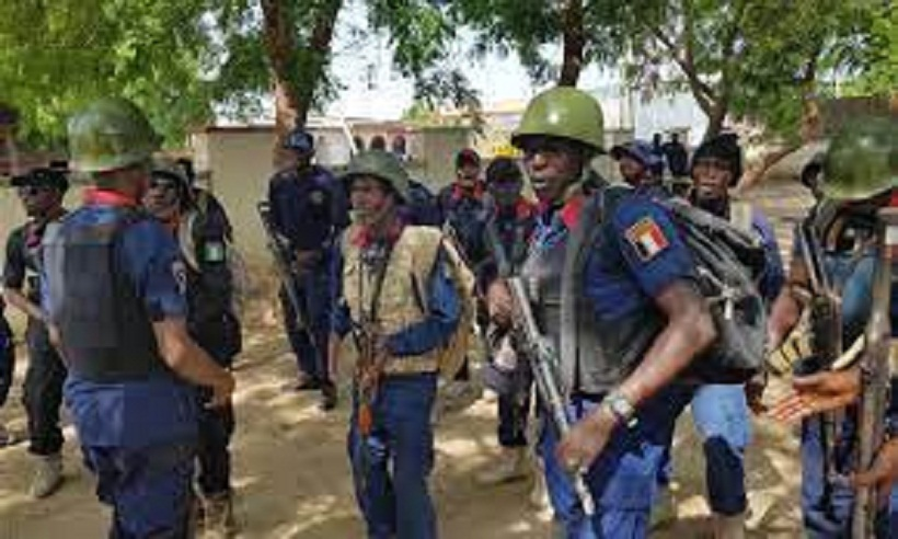 WICKEDNESS: NSCDC : see what a 30 year old man was caught doing to a 13 year old boy