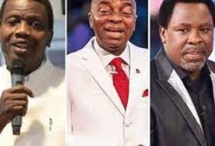 Late Prophet TB Joshua: Reason Why We Rejected Him - Pastor Adeboye, CAN, PFN