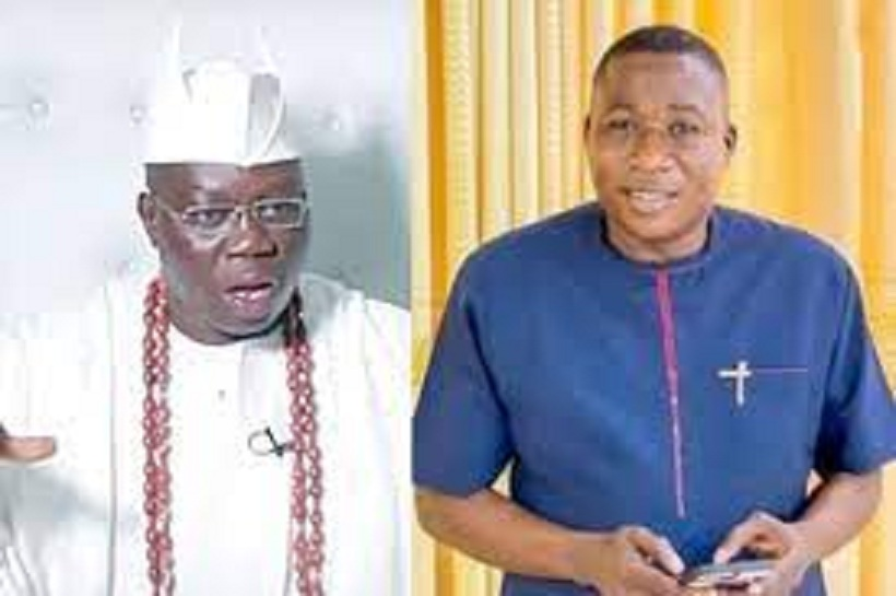 Yoruba Nation: Igboho's methods wrong – Gani Adams plead for more support (Video)