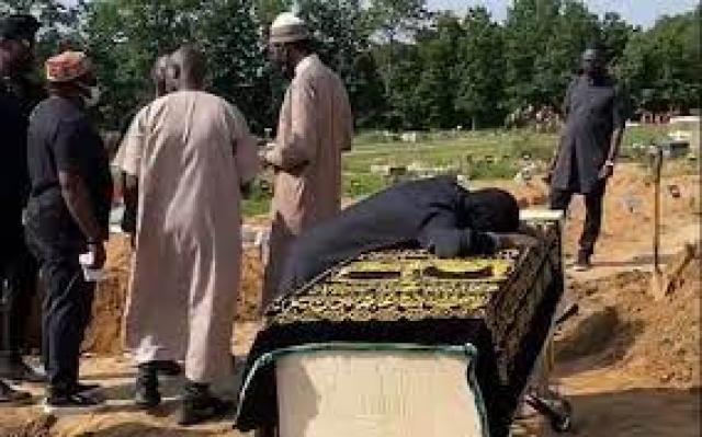 PHOTOS: Sound Sultan buried amid tears in U.S.   Premium Times Nigeria