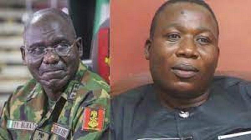 How Buratai Scuttled Sunday Igboho's Escape From Benin Republic