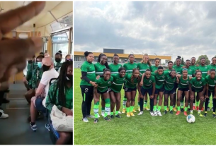 Nigerian govt vows to do this to the who harassed Super Falcons in Austria