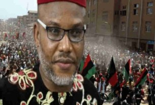 Kanu's Lead Lawyers Visit Client In Detention, State What IPOB Leader Wants From His Supporters as it is shocking to them