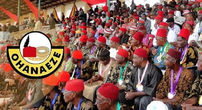 2023: actions affecting Igbos chances of producing Nigeria's president – Ohanaeze blams IPOB, Nnamdi Kanu