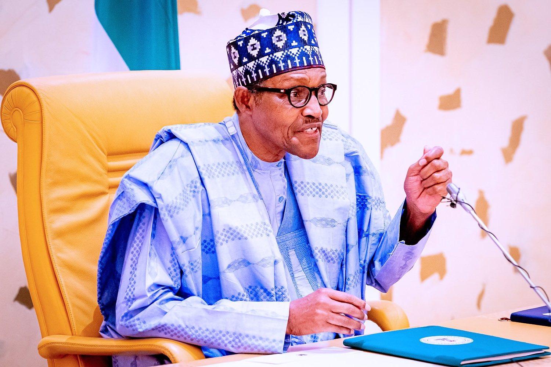 Imo visit: what Buhari said abou IPOB will shock you