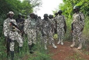 IPOB: 6 ESN members killed, 13 arrested, 19 AK-47 rifles recovered in Enugu, Ebonyi -Army