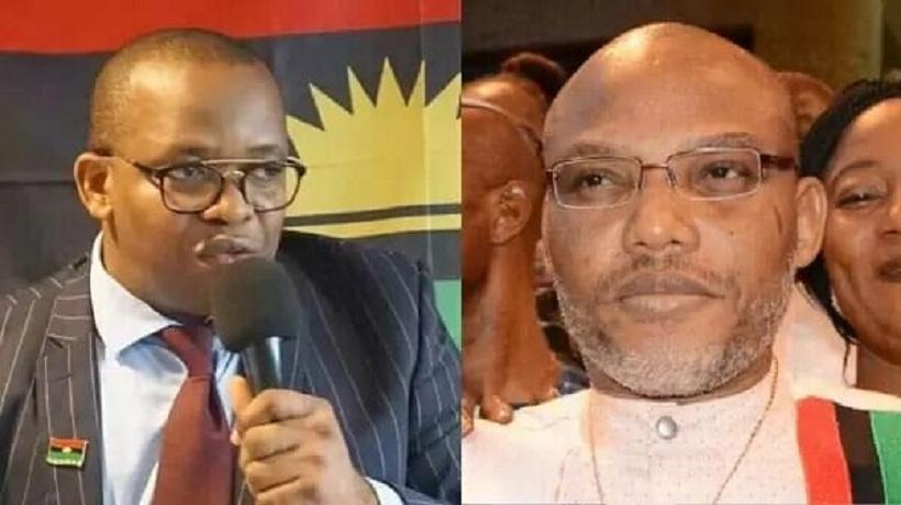 Biafra: Nnamdi Kanu deceitful, a blackmailer – IPOB's ex-deputy leader, Uche Mefor