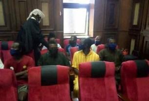 BREAKING: Court adjourns Sunday Igboho aides' suit till Aug 4