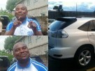 Man mistakenly forgot his car in the office and enter taxi a day after buying it (Video)