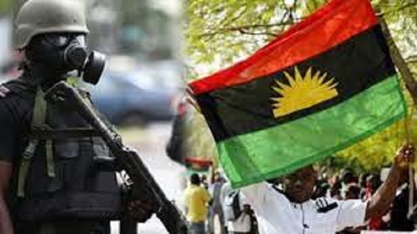 Sit-at-home: Four IPOB members arrested over killing of Ebonyi residents