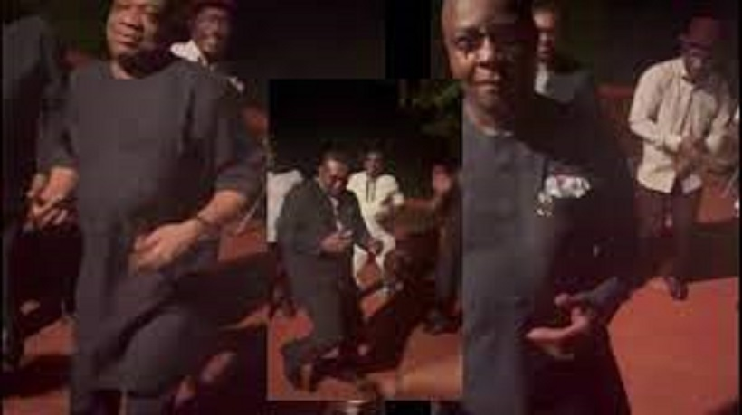 Shocking: Leaked video shows moment top southern governors in a drunk dance [VIDEO]