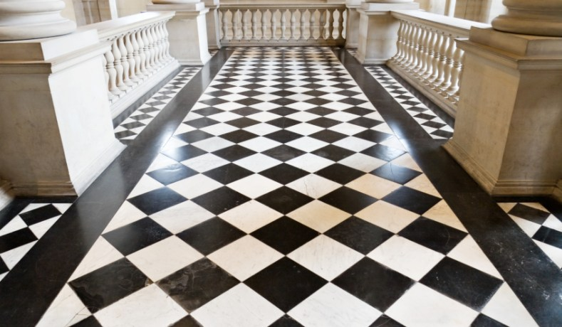 Geometrische tegels