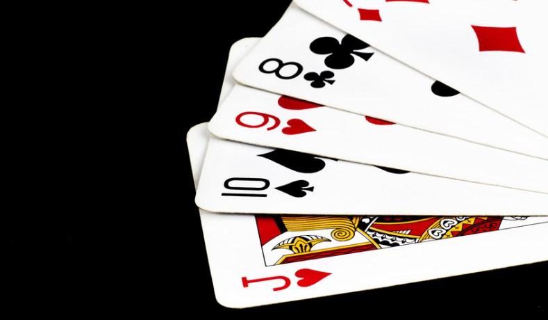 Kaartspel gokken