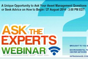 Ask Your Asset Management Questions – Free Webinar 27 August 2014