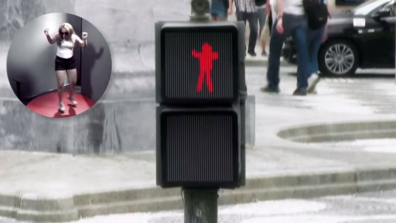 Dancing Traffic Light, Using Non-Asset Solution to Fix a Real Problem