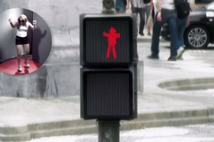 Considering Non-Asset Solutions – Dancing Traffic Light