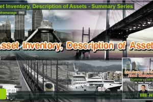Video: Asset Inventory, Description of Assets – Summary Series