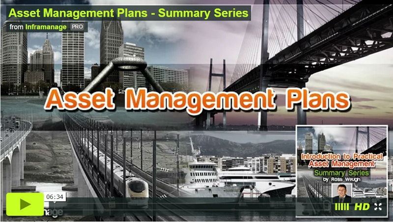 asset management plan inframanage