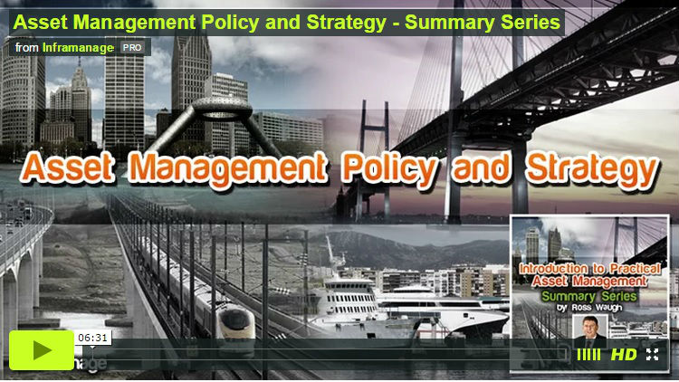 asset management policy and strategy inframanage