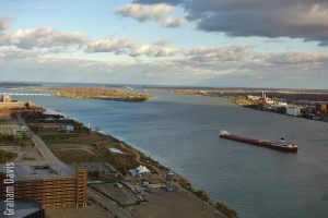 Detroit's New Innovative 'Blue Infrastructure' Project