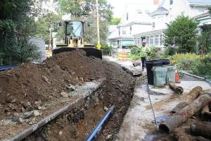More Tips to Replacing Water Distribution Pipes