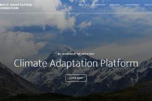 Climate Adaptation Information Site is Live Now!