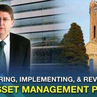 Asset Management Plans - How to Prepare, Implement and Review (eBook)