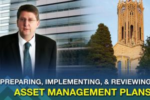 Asset Management Plans – How to Prepare, Implement and Review (eBook)