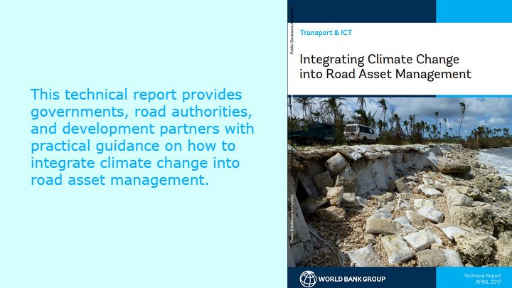 climate adaptation infrastructure management