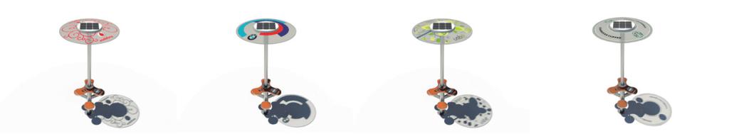 Solar USB oplader