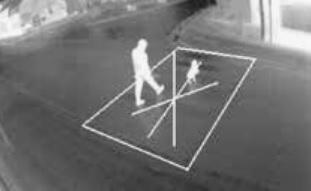 Crossroad oversteekdetectie