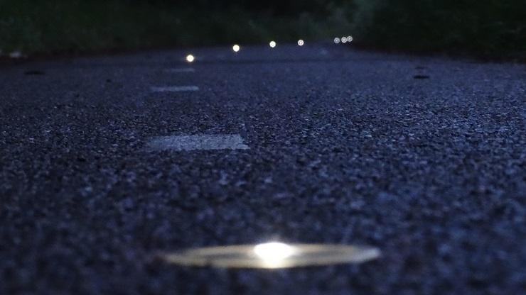 LED markering