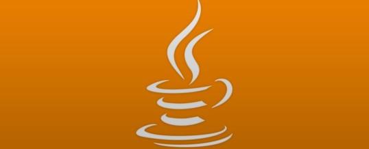 Já vai tarde! Oracle anuncia o fim do plugin Java para navegadores