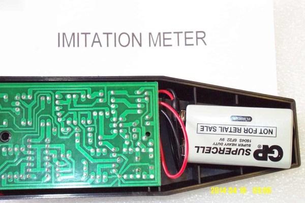 kii emf meter audio speaker