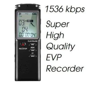 dual stereo microphone evp flac recorder ghost hunting lossless high quality wav 1536kbps