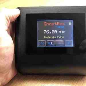 jc product ghost box sweep radio spirit shop box spiritshop.fr